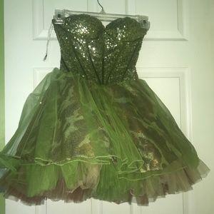 Army Prom Dress